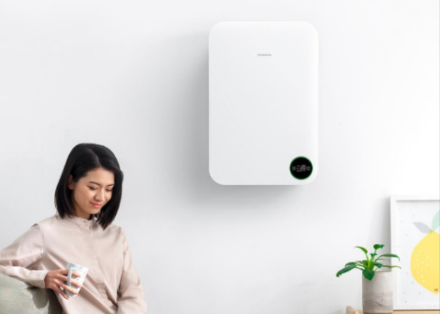 Xiaomi's Wall-Mounted Smartmi Fresh Air Could Be the Air Purifier to Get This Year
