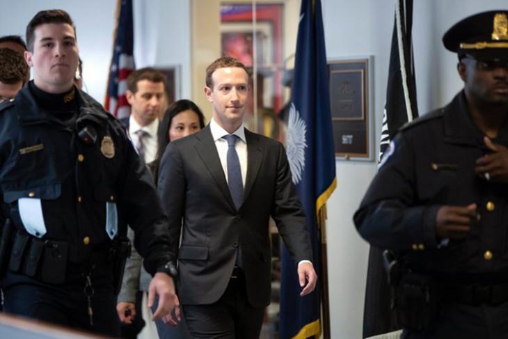 Mark Zuckerberg Take Responsibility for Data Abuse, Apologizes for Not Taking Action