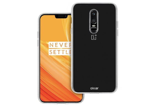 2. Flexishield OnePlus 6 Gel Case