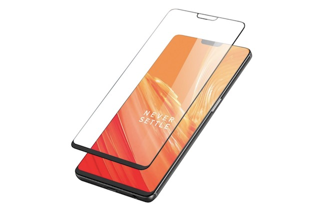 4. OnePlus 6 Tempered Glass Screen Protector By Olixar