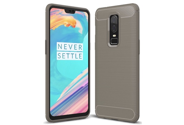 4. Sucnakp TPU Case for OnePlus 6