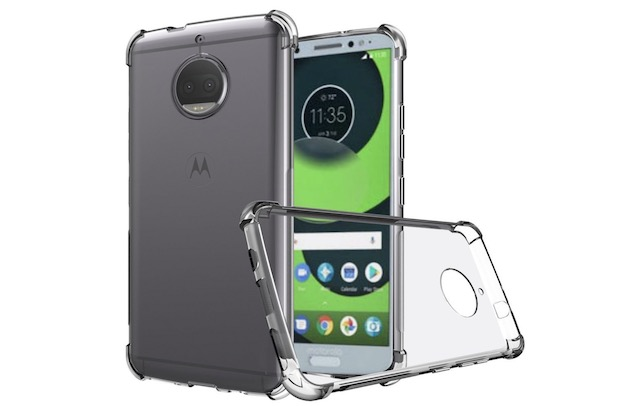 9. Zeking Anti-Scratch TPU Case for Motorola Moto G6 Plus