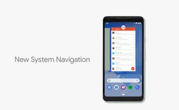Android P Gesture Navigation How to Use Featured