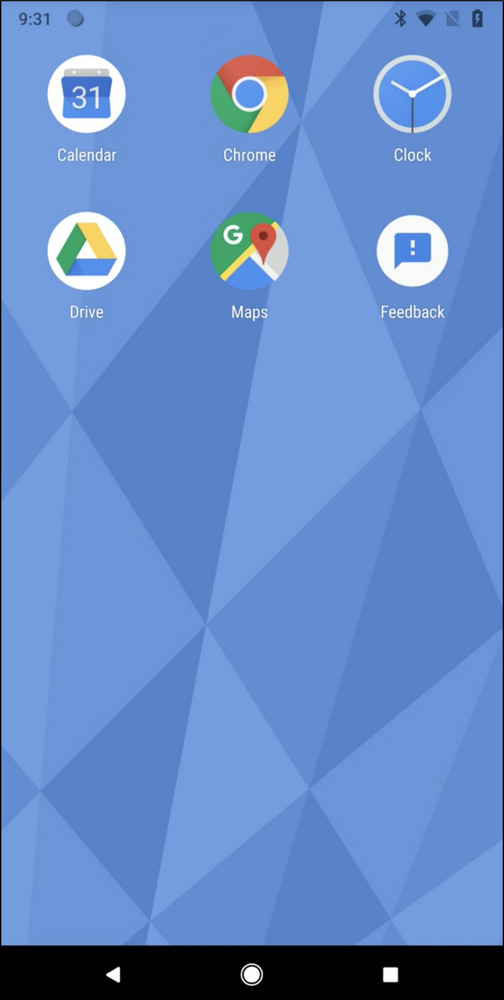 Android P Kiosk Mode