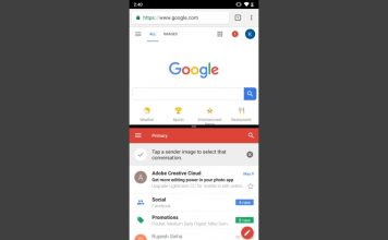 Android P Split Screen Featured