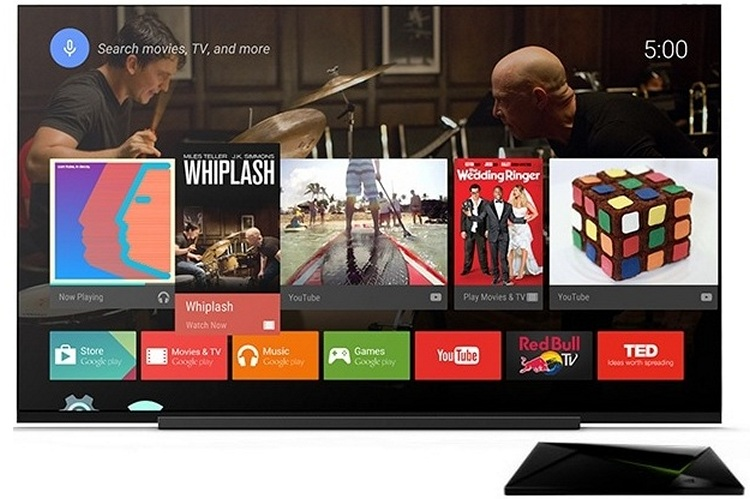 Android P Brings Better Performance, Faster Setup and Updates to Android TV
