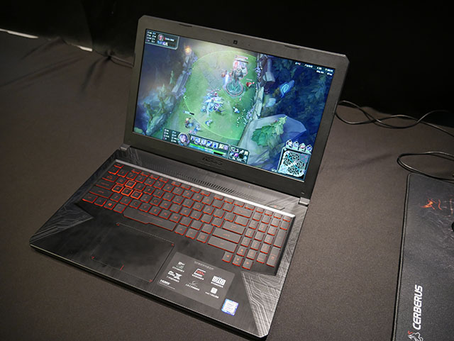 Asus TUF Gaming FX504