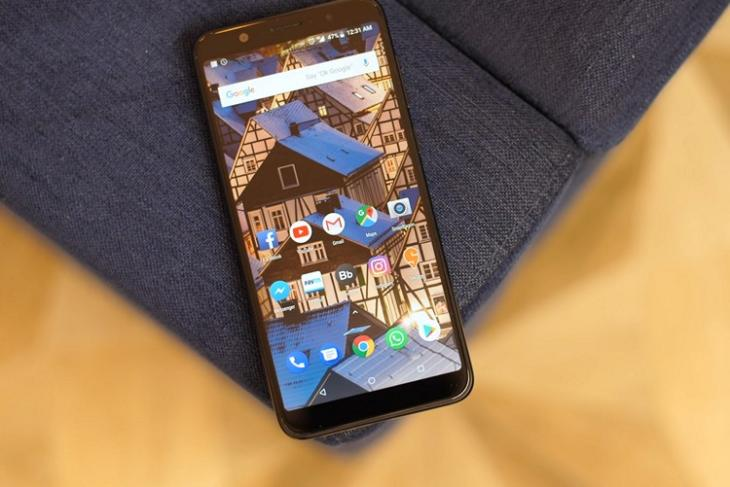 Asus ZenFone Max Pro M1gaming phones
