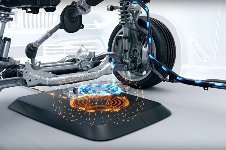 BMW's Wireless Charging Pad For Electric Cars Will Launch Soon