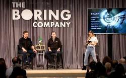 Boring Company Loop website