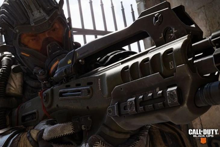 Call of Duty Black Ops 4 official website