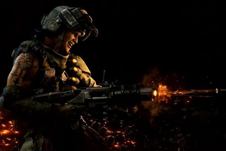 Call of Duty Black Ops 4 website
