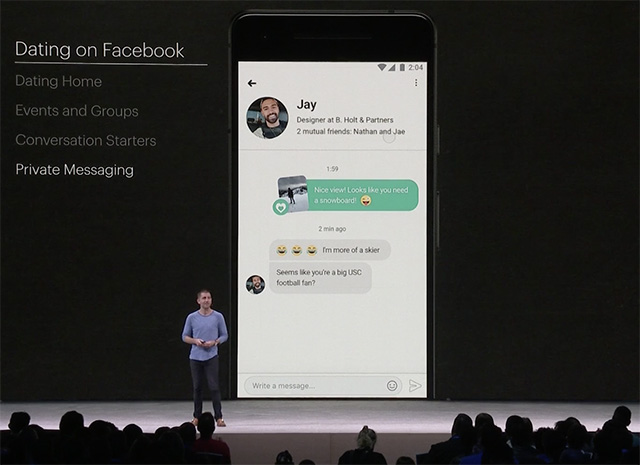 7 Highlights From Facebook F8: Dating Service, Privacy Changes, Clear History Button, Focus on Groups and More