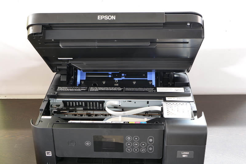 Epson L4160 Design and Build Quality 3