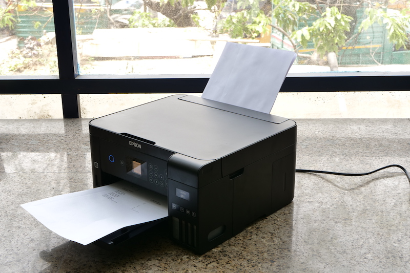 Epson L4160 Printer Review: Ink Tank Printing at Its Finest | Beebom