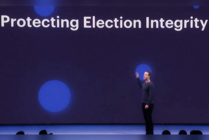 Facebook Commits to Preserving Election Integrity, Boost Ad Transparency Despite Losing Money