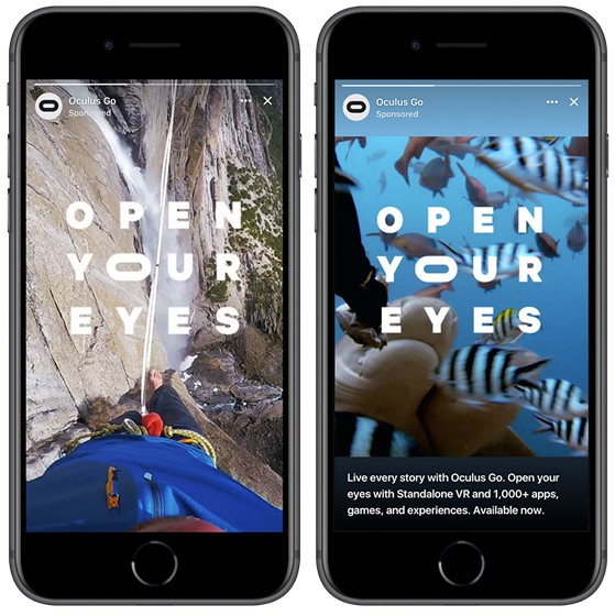 Facebook Stories to Start testing Ads in the US, Mexico and