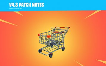 Fortnite 4.3 update featured