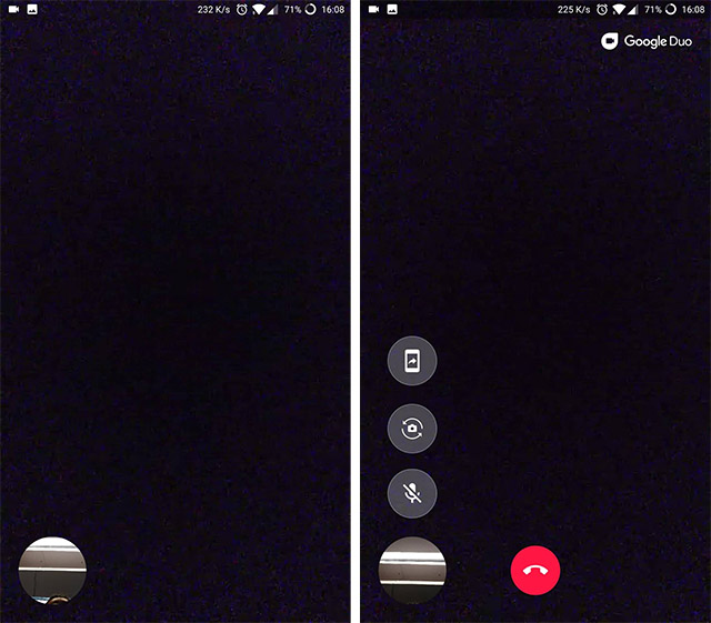 Google Duo Screen Sharing 1