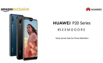 Huawei P20 Early Access Sale