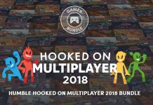 Humble Bundle Hooked On Multiplayer
