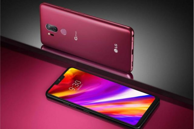 LG G7 ThinQ Has Typical Flagship Hardware and a Dedicated