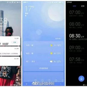 Leaked MIUI 10 Screenshots Show Android P-Inspired Design