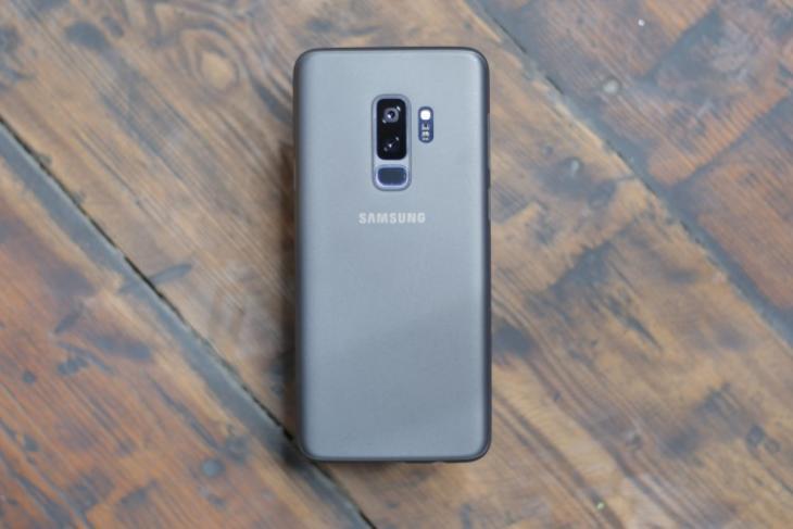 MNML Case Samsung Galaxy S9 S9+ Featured