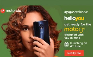 Moto G6 Amazon featured