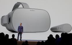 Oculus Go F8 2018