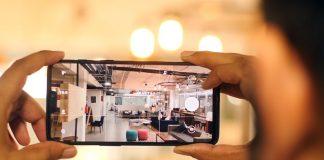 OnePlus 6 Camera UI