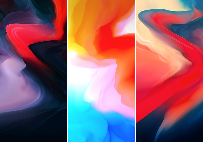 OnePlus 6 Official Wallpapers Leaked Beebom