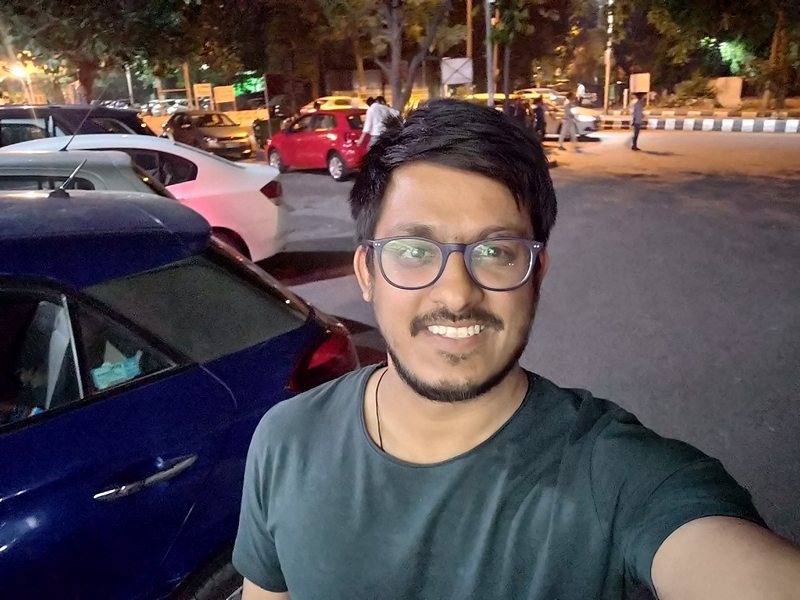 OnePlus 6 Review Front Camera (2)