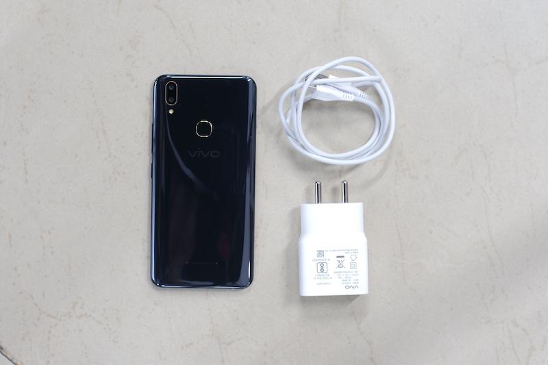Vivo V9 charging