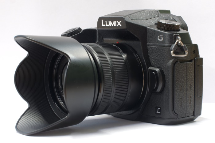 Panasonic LUMIX G85 Design and Build Quality 1