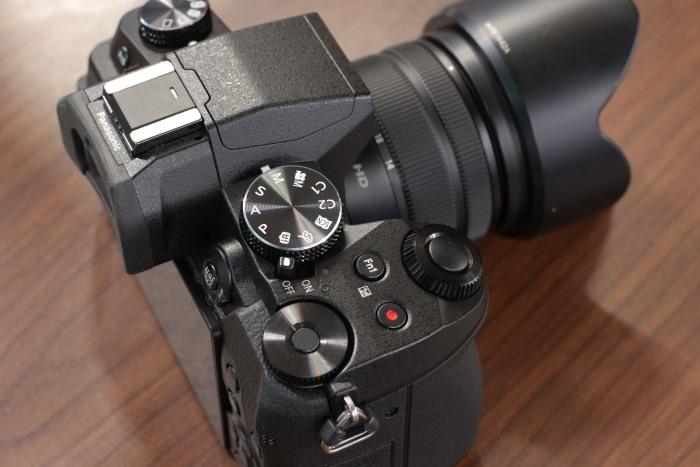 Panasonic LUMIX G85 Design and Build Quality 2