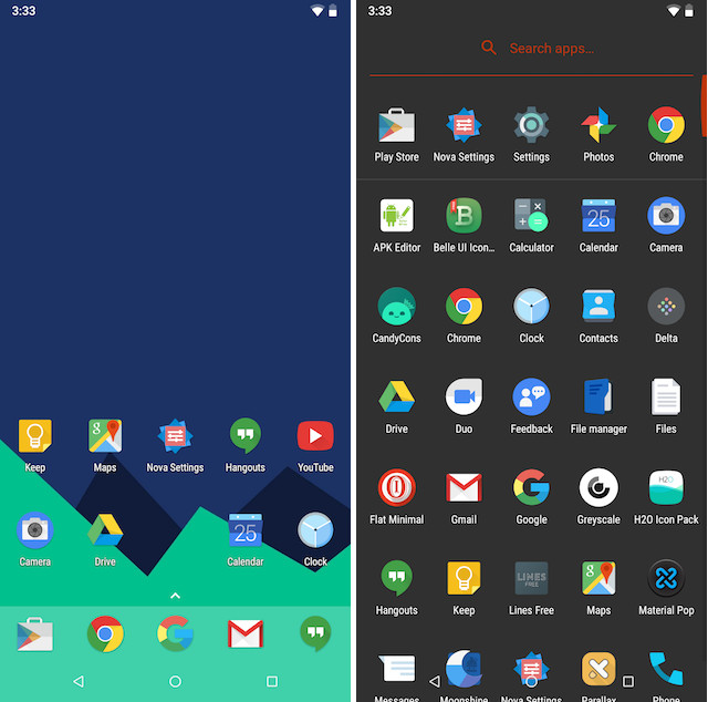 20 Best Free Icon Packs to Customize Android (2018) | Beebom
