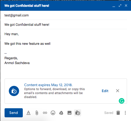 Gmail Confidential Mode Is Misleading, Says EFF; Could Expose Users To Phishing Attacks
