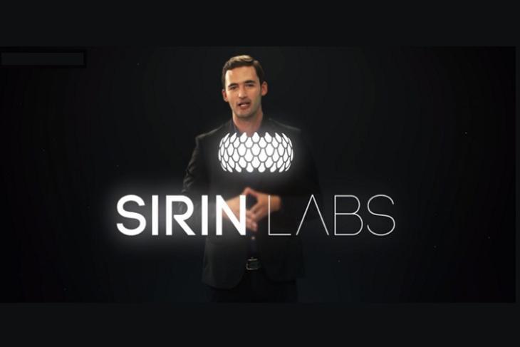 Sirin Labs Finney website