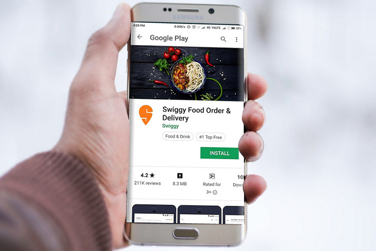 Swiggy Will Start Using WhatsApp Instead of SMS For Order Updates