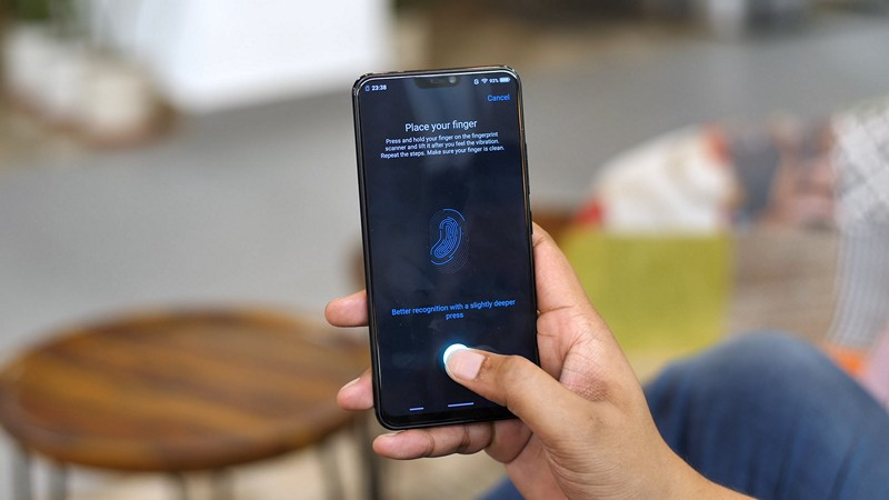 Vivo X21 Under-Screen Fingerprint Scanner Review 1