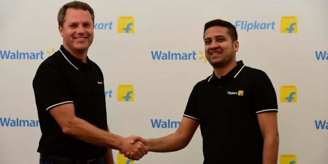 Walmart to Open Flipkart-Branded Stores in India, Focus on Groceries and PhonePe Payments