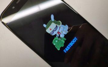 Xiaomi Fastboot Mi A1