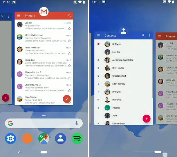 'Clear All' Button Will Return to Android P Beta Soon, Confirms Engineering VP