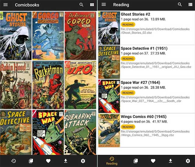 cdisplayex comic reader