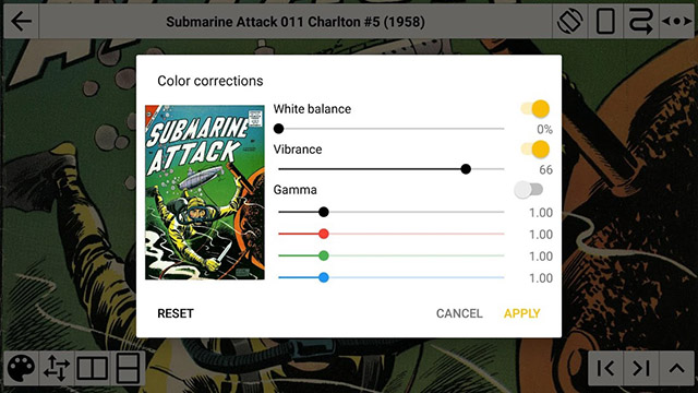 CDisplayEx Comic Book Reader Now Available on Android
