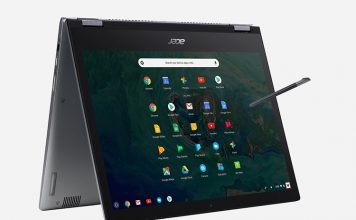 Acer Unveils Premium Chromebook Spin 13 and Chromebook 13 for Business Users