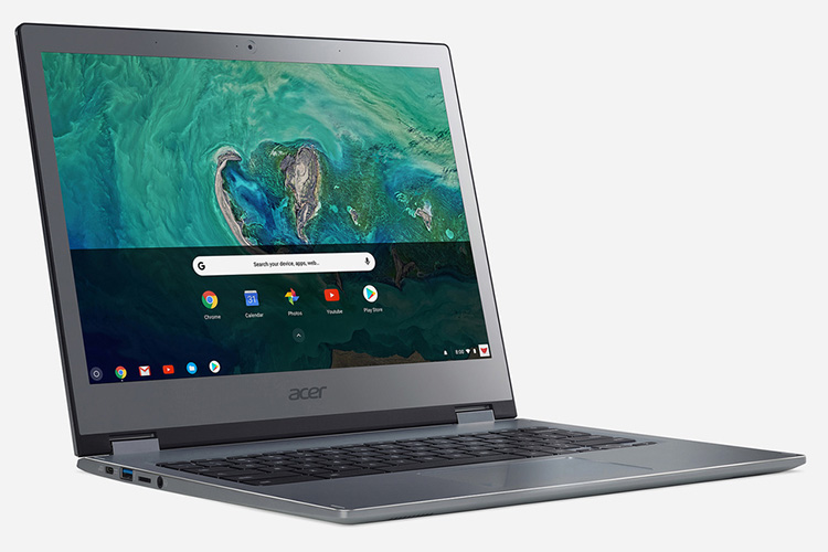 Acer Unveils 'World's Most Powerful' Chromebook Spin 13