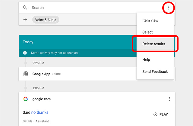 How to Delete Voice Recordings from Google Home | Beebom