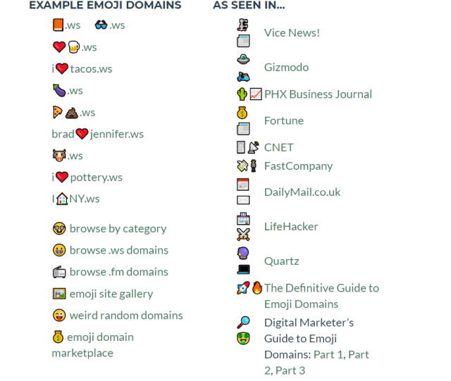 Are Emoji Domains the Future? Everything You Need to Know Before Getting One